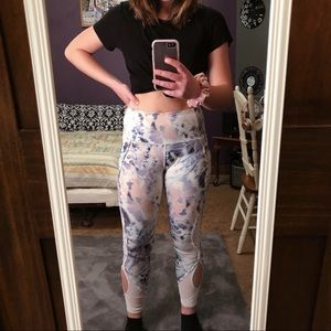 RBX high waisted workout leggings